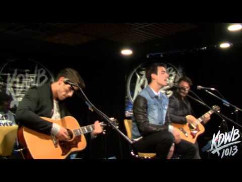 Final Jonas Brothers Performance: 'Burnin' Up' in the KDWB Skyroom