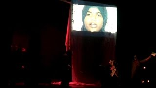 أخبار فنية - سَفرة بلا سَفَر .. مأساة اللاجئين العرب في عرض مسرحي