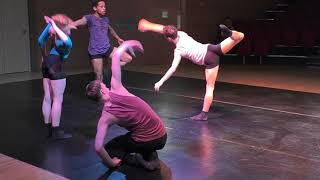 Free Improvisation with dance