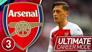 FIFA 19 ARSENAL CAREER MODE #3 | THE STRUGGLE IS REAL! (ULTIMATE DIFFICULTY)