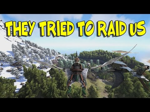 """THEY TRIED TO RAID US!!"" - TRIBE STRUGGLE #4 