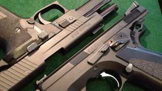 SWM seeks a Short Reset Trigger (P226 SRT vs CZ 75 SP-01 SRTS)