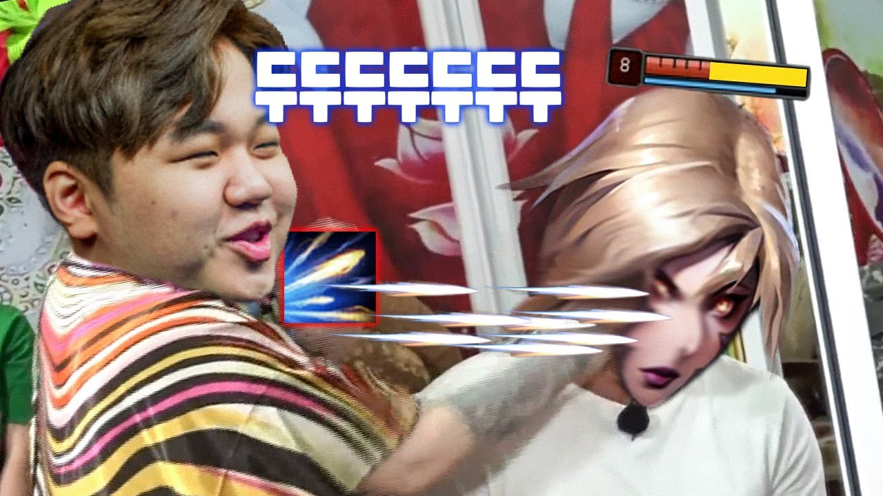 [LOL] 프레이 루시안 : 미친 안마장인 프레이