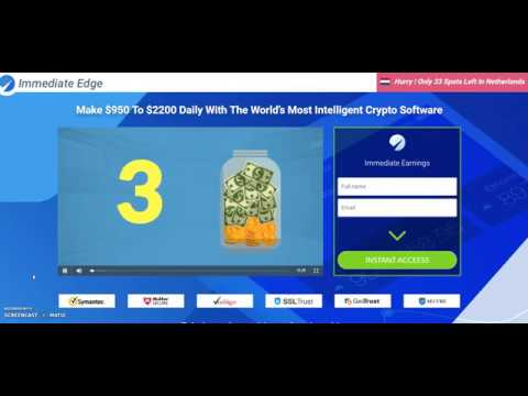 Immediate Edge Review, Scam App By Edwin James Exposed!