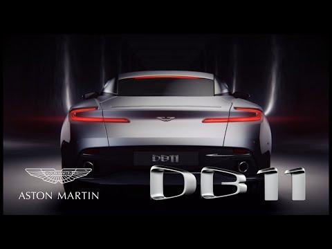 アストンマーティン DB11(3)