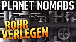 PLANET NOMADS #05 | Rohrleitung mit System | Gameplay German Deutsch thumbnail