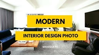 50+ Amazing Modern Interior Design Photo Ideas