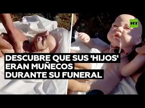 Ve Que Sus Hijos Muertos Son Muñecos Y Descubre Una Historia Inimaginable   RT Play