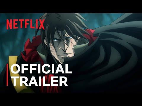 Castlevania Season 4   Official Trailer   Netflix