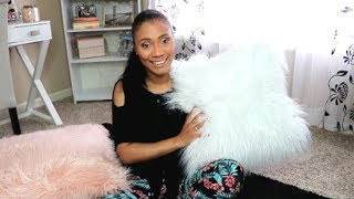 HOME DECOR HAUL 2018| NEW BEDDING+CHIT CHAT| TARGET, TJ MAXX & BED BATH BEYOND