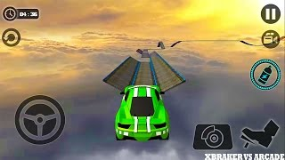 Impossible Stunt Car Tracks 3D - Android GamePlay 2017