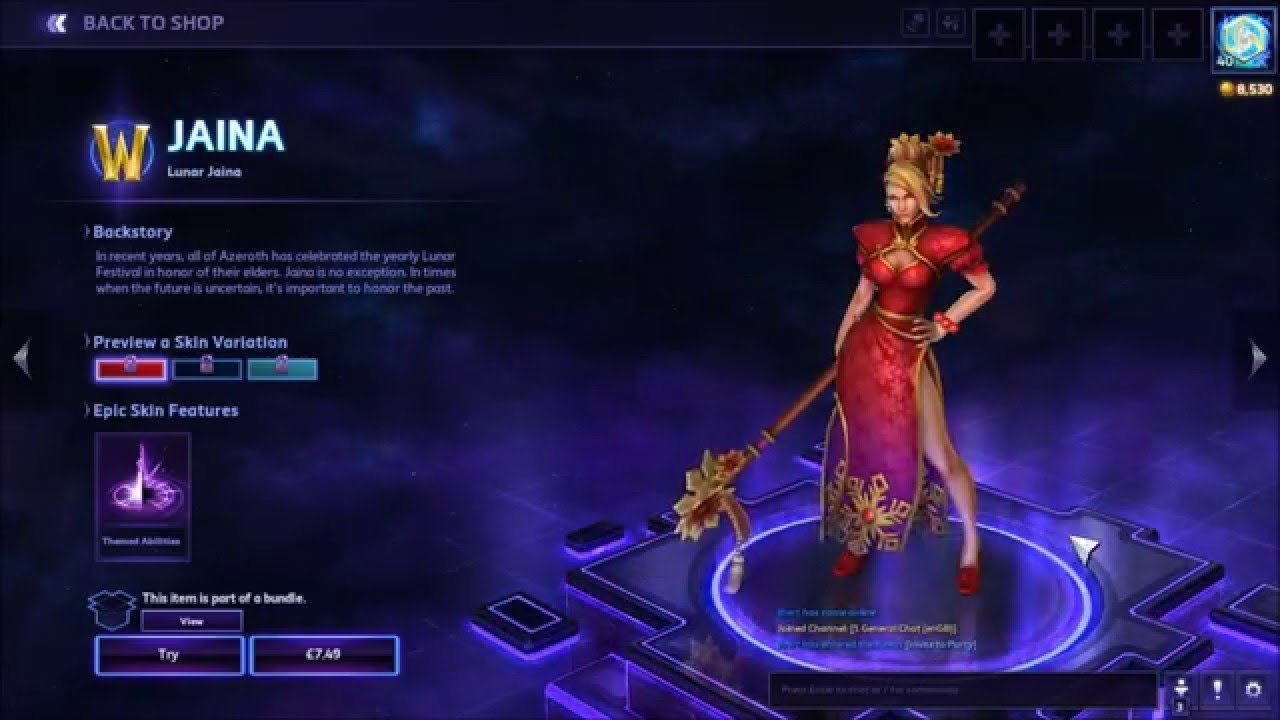 hots game