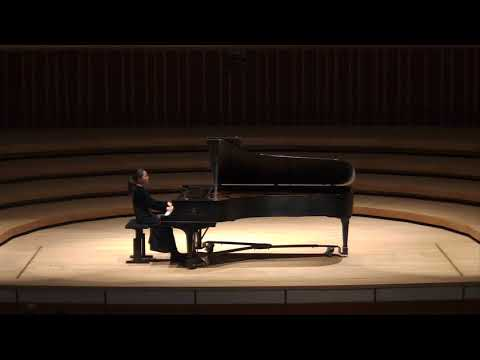 Emory University Young Artist Piano Competition 2018