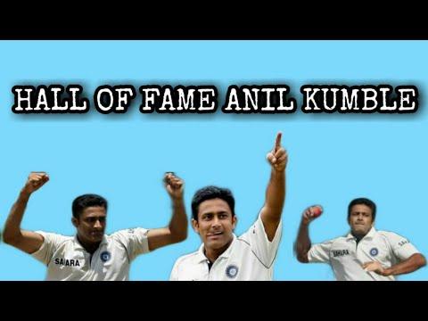 Hall of Fame - Anil Kumble