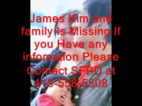 James Kim and Family is Missing