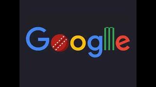 Google Doodle Marks Start Of Cricket World Cup 2019