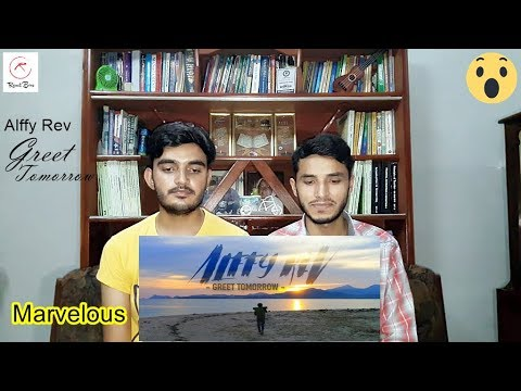 Free Download Foreigner Reacts To: Alffy Rev - Greet Tomorrow (ft Mr. Headbox & Afifah) Official Music Video Mp3 dan Mp4