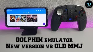 Dolphin New version Android 2020/Best settings/Full Speed/Comparison Dolphin MMJ emulator