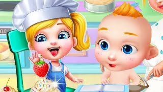 Baby Chef Cooking Games - Play To Make Fruit Smoothies & Cakes - Funny Gameplay Android