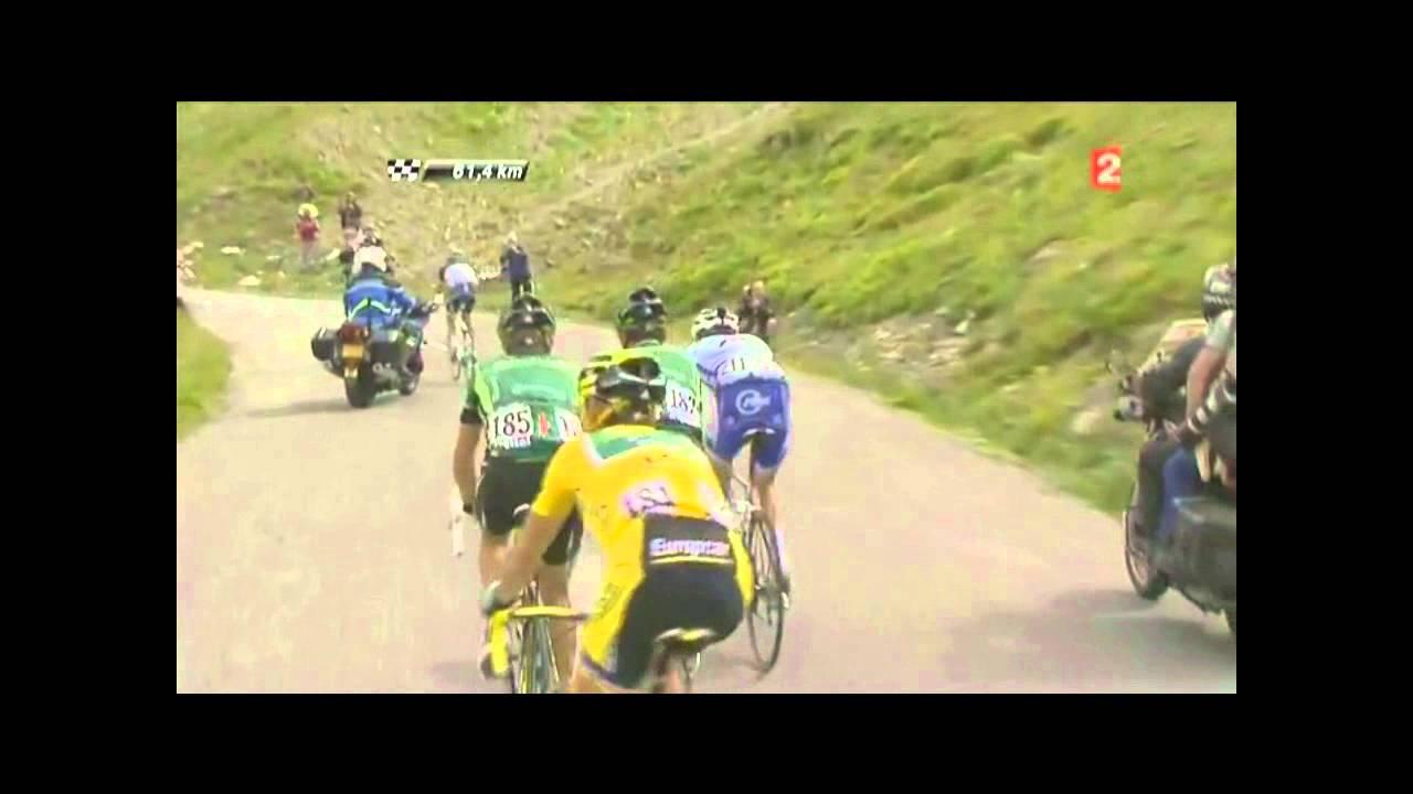 Tour De France 2011  Voeckler  U0026quot Il Perd Les P U00e9dales Un Peu