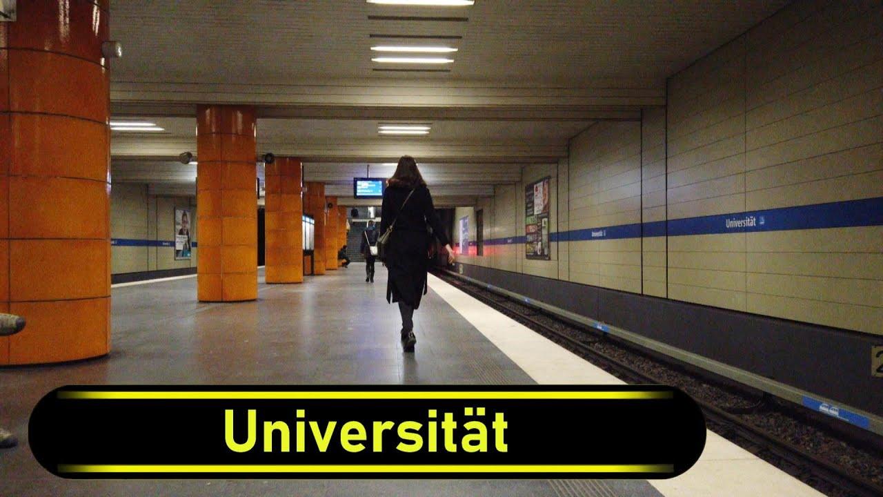 U Bahn Universität