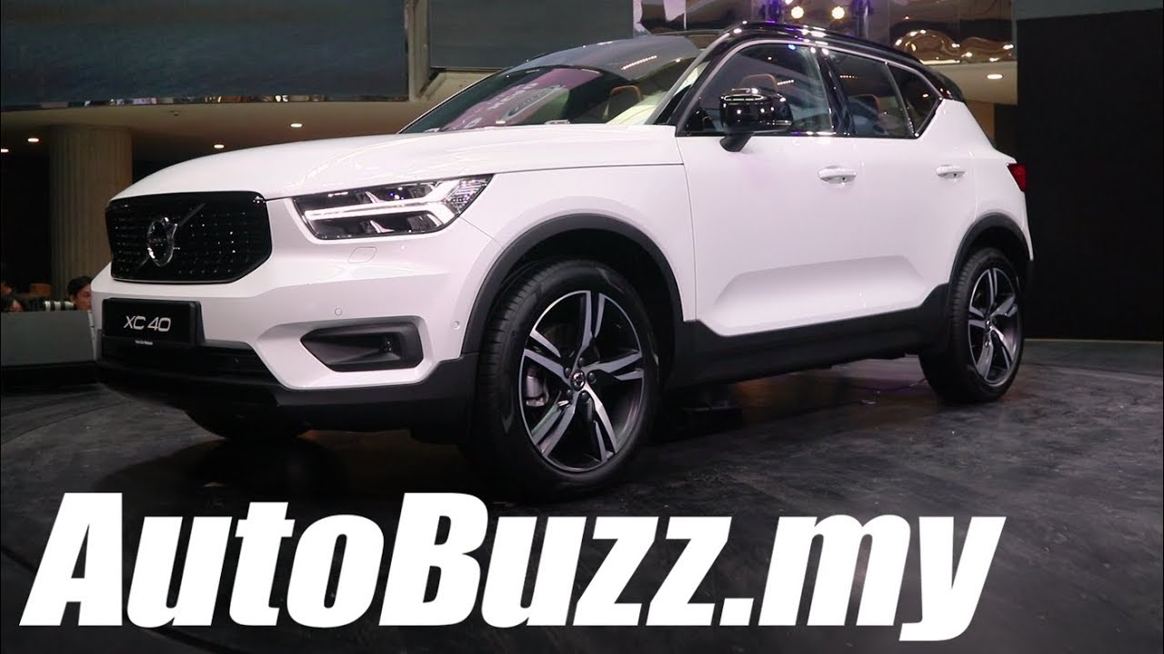 Volvo Xc40 T5 R Design In Malaysia Things You Need To Know Autobuzz My
