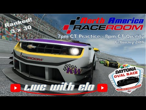 North America RaceRoom Goes 'Round and 'Round at the Daytona Oval