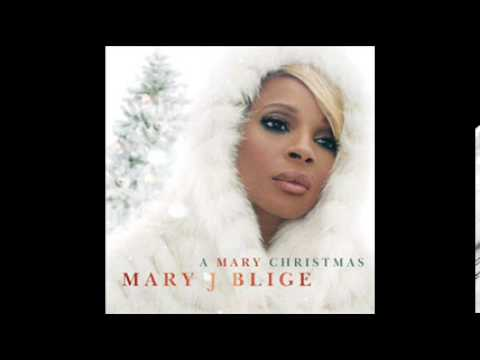 Little Drummer Boy   Mary J Blige