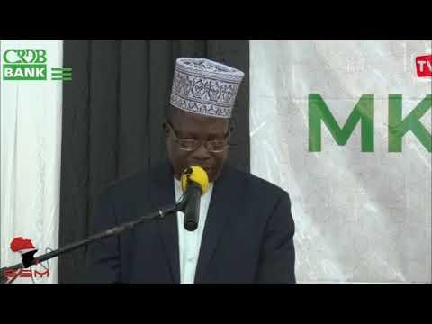 Download MAKAMU WA RAIS AZUNGUMZA MAZITO,  UFUNGUZI WA MKUTANO MKUU WA BAKWATA.