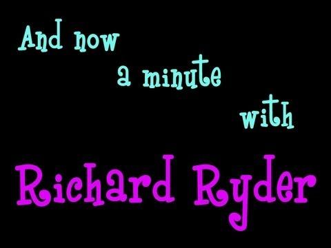 A Richard Ryder Minute #2