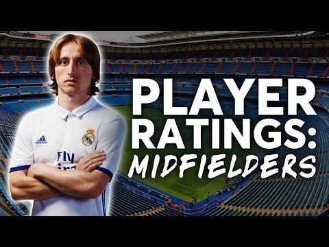 Real Madrid Players Performance 2016-2017 | MIDFIELDERS | REAL NEWS