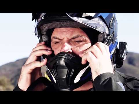 BMW Motorrad Riders Gear: EnduroGuard Suit – Full Video