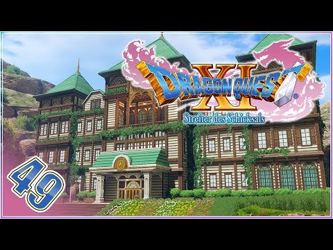 Dragon Quest 11 Rote Türen