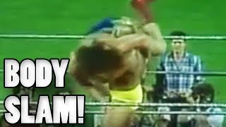 Every Man Who Slammed Andre the Giant, Ever!
