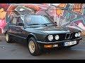 BMW E28 520i, rok 1985
