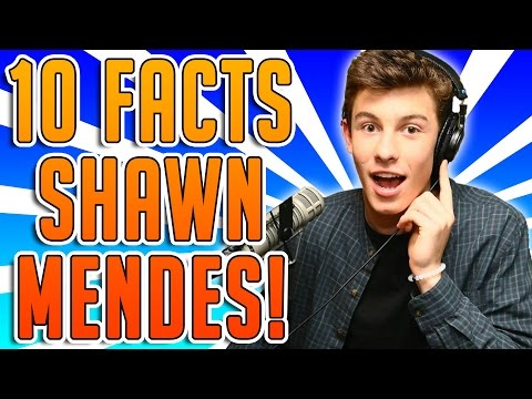 Shawn Mendes is