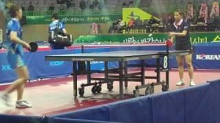 김경아 Kim Kyung Ah vs. 박미영 Park Mi Young:  Game 3