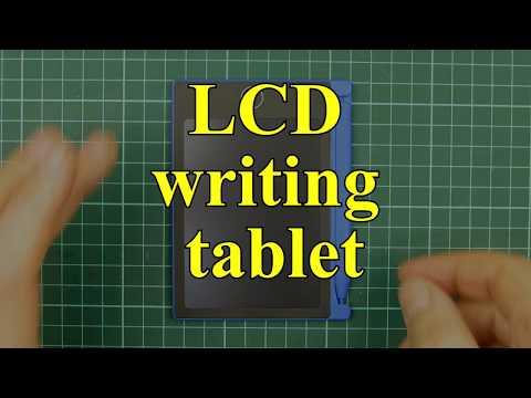 Планшет с LCD экраном для рисования