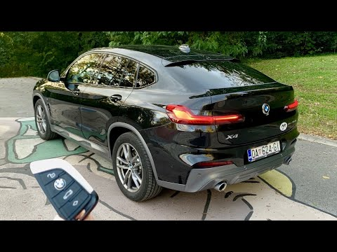 Download New BMW X4 2021 - FULL in-depth REVIEW (exterior, interior & infotainment) M Sport X 20d