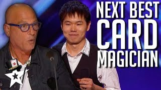Master Of Cards Amaze Judges on America's Got Talent 2019 | Magicians Got Talent Video