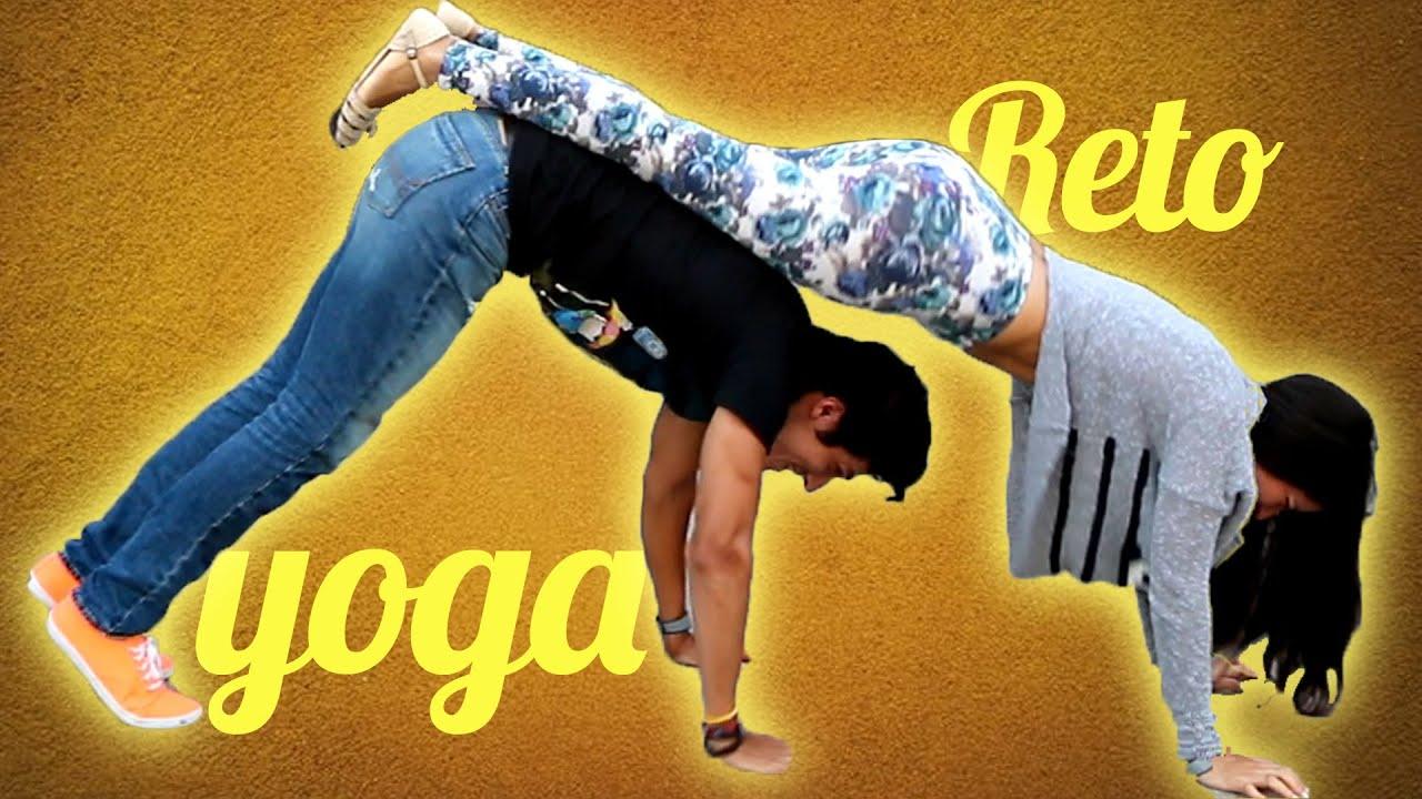 YOGA CHALLENGE RETO POLINESIO - YouTube 2b932f7b18aa
