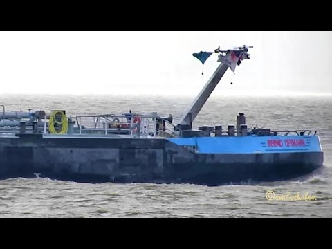 BERND DEYMANN DH5640 MMSI 211549350 Tanker ship vessel Schiff Tankschiff