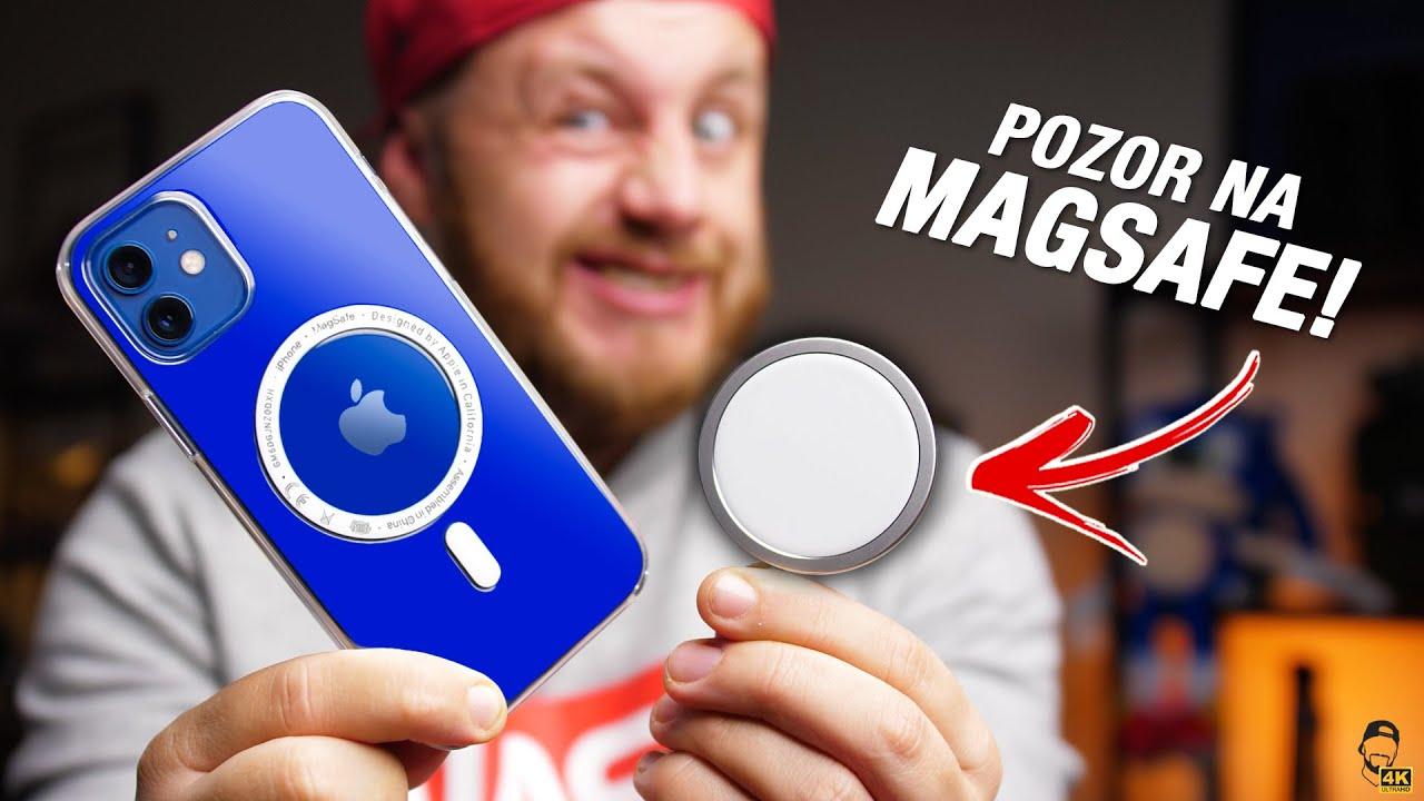 Download 🧲 Nekupuj nový Apple MagSafe, než uvidíš tohle video!   WRTECH [4K]