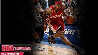 LeBron James Full Highlights 2008.01.15 at Grizzlies - UNREAL 51 Pts, 9 Assists, 8 Rebs!