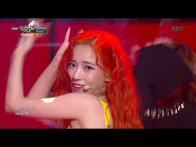 ???? Music Bank - Touch -??(SoRi).20180928