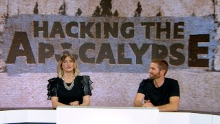 New for 2020! CNET Presents: Hacking The Apocalypse with Claire Reilly