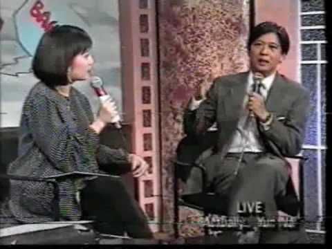 Kris Aquino Interview with Bong Bong Marcos Part 3