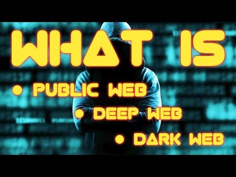 What Is Surface/Public Web , Deep Web , Dark Web And VPN - Voice Of Tamil