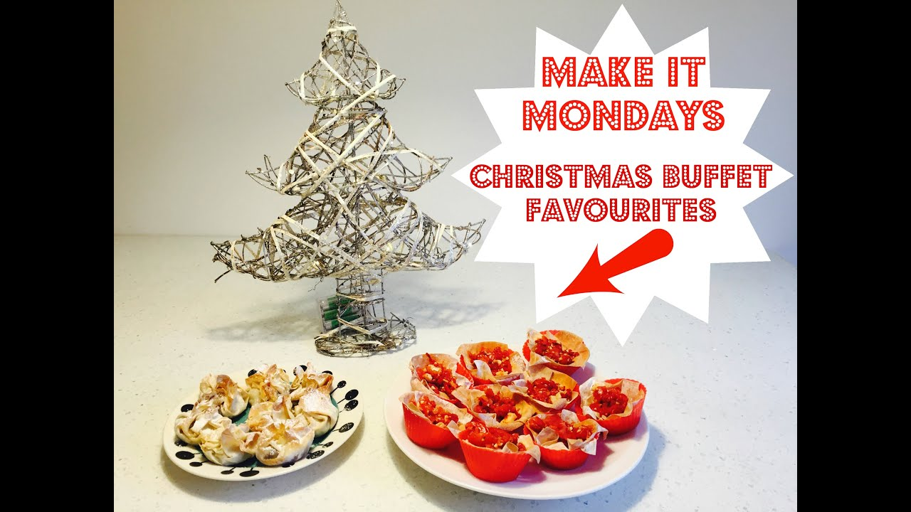 Slimming World Christmas Party Food Recipes