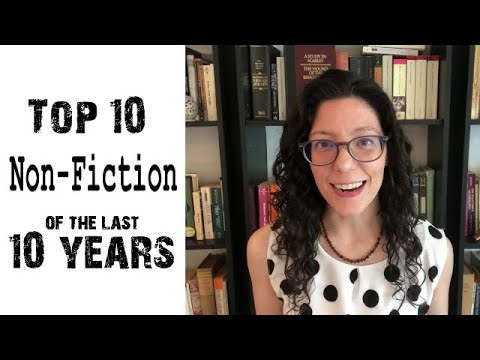 Top 10 Non Fiction in the Last 10 Years